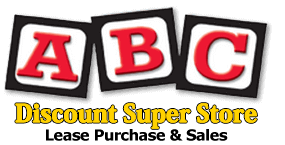 ABC Discount Super Store Logo